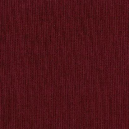 Image de coupon 100cm x 140cm Velours Milleraies bordeaux